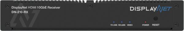 DisplayNet HDMI 10GbEReceiver DN-210-RX