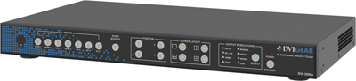 4K MultiViewer Switcher / Scaler DVI-3580a
