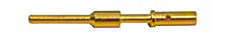 Crimp Contacts Male  for Connector 13-19-25-37-54-85 pin Gold