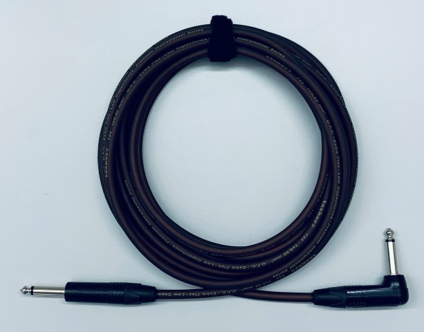 Gitaar kabel NP2X-BAG-NP2RX-BAG  Tasker T33 kleur kabel Bruin