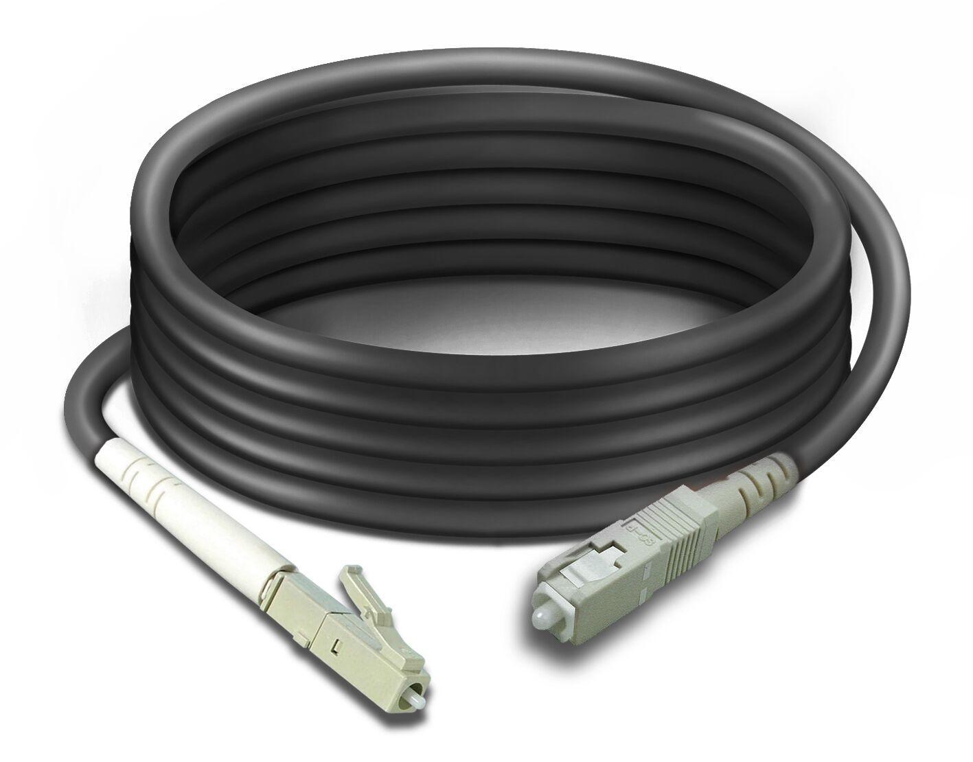 Fiber Optics Simlex Multimode              SC-LC