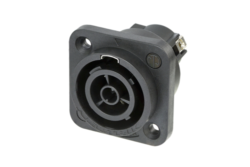 NAC3FPX-ST-TOP Appliance outlet connector, screw terminals