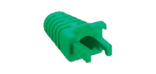 Lumberg P455/8R Green colour Tules 5,5mm