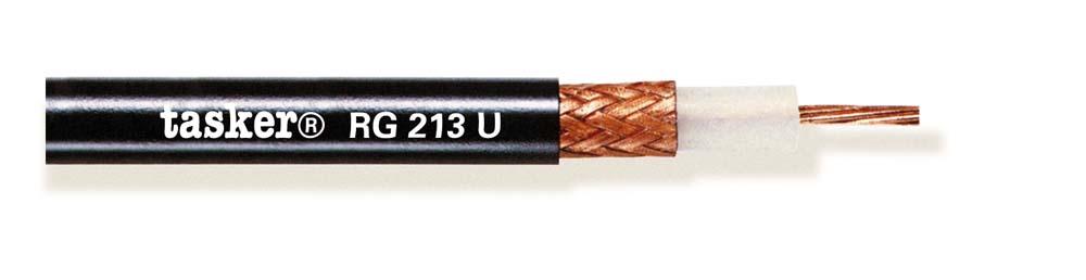 Coax video kabel MIL C17F 1x0.63<br />RG223U