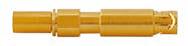 Crimp Contacts RG59 Audio Video SV25-6 Gold  Female