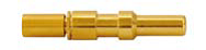 Crimp Contacts RG59 Audio Video SV25-6 Gold   Male