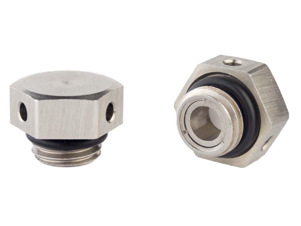 Roestvast staal  Jacob  drukverschil condenspluggen ,  metrisch                                                                            Schroefdraad aansluiting M12 x 1,5                                                                                                                                                                                                                                                                                                                                                                                                                                                                                                                                      Hoogte  (mm)  13                                                                                                                                   Schroefdraad lengte (mm)6                                                                                                                              Kleur  n.v.t.