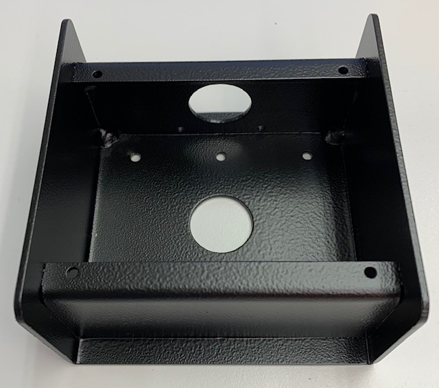 Stage Box SD4-4-5SR wall mounting 2-4 hole 4.5cm high