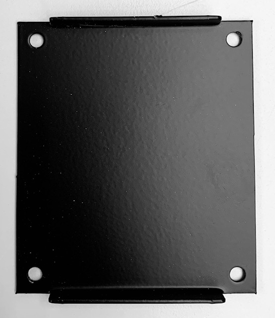 Stage Box Blanking Plate for SD4