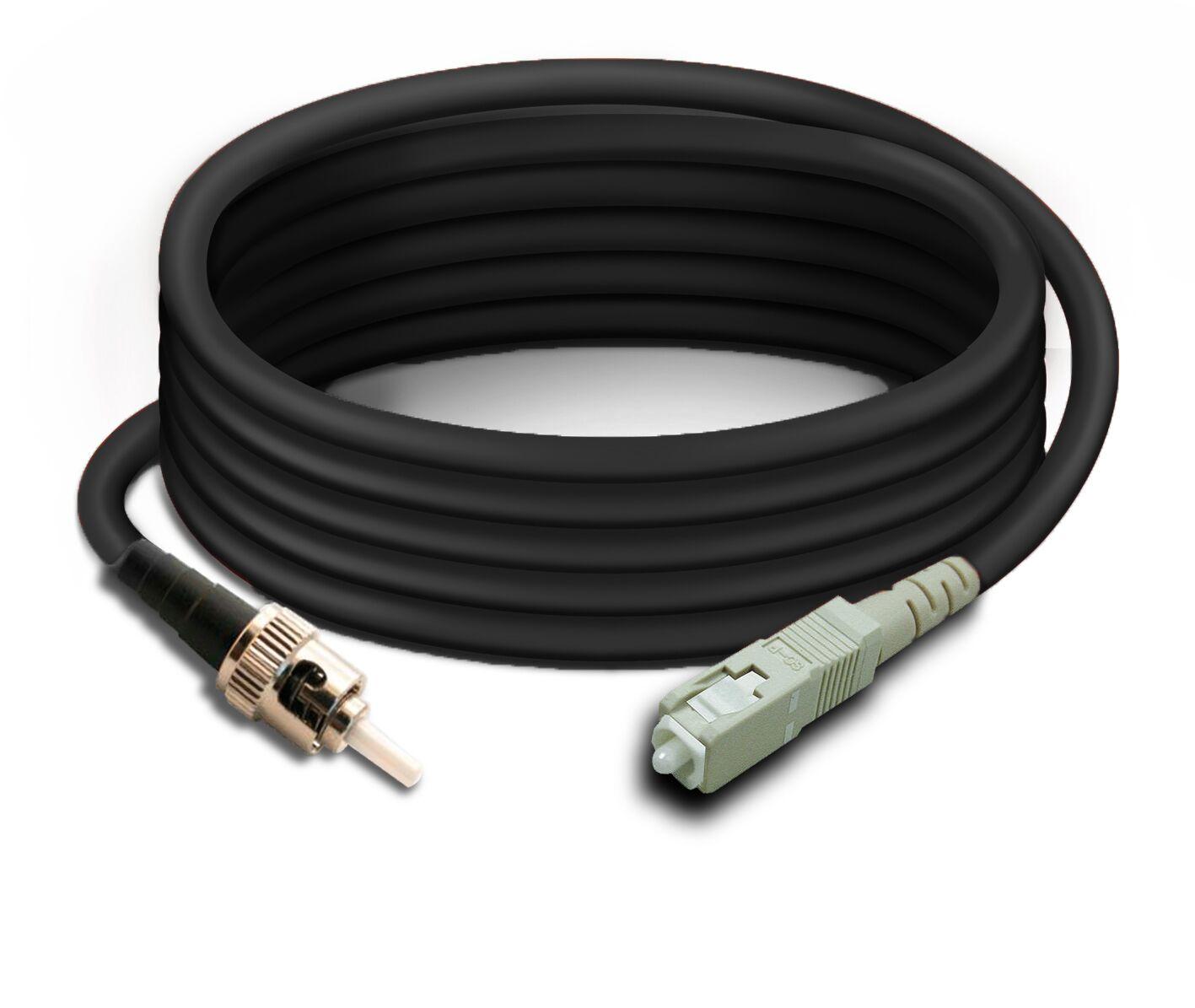 Fiber Optics Simlex Multimode             ST-LC