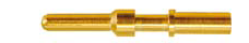 Crimp Contacts  Audio-Lighting 19 pin Male Gold