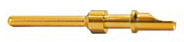 Solder Contacts Male Connector  SPK 4-8  pin Gold