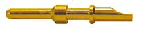 Solder Contacts Male Connector  SSX 19 pin Gold