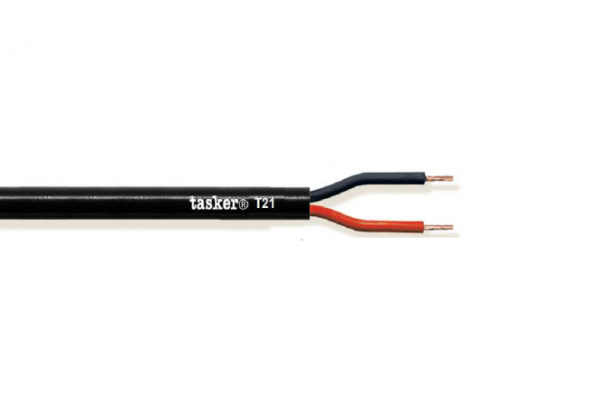 Loudspeaker cable 2x16AWG - 2x1.30mm²<br />T21