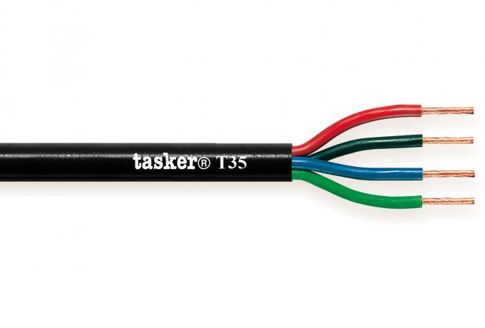 Luidspreker kabel 4x4,00<br />T35