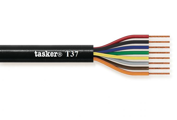 Luidspreker kabel 8x2,50<br />T37