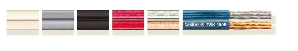 Extra-flex flat cable 2x1.00<br />TSK1008
