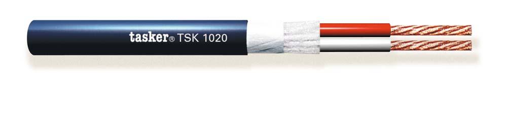 Extra flexibele luidsprekerkabel 2x1,50<br />TSK1020