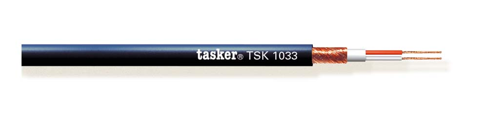 Gebalanceerde microfoonkabel 2x0,22<br />TSK1033