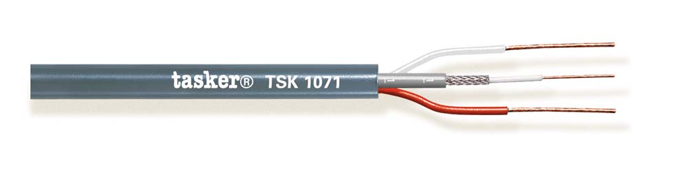 Radio Frequency cable 1x50 Ohm + 2x0,50<br />TSK1071