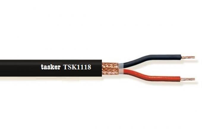 Luidspreker afgeschermde kabel 2x6,00<br />TSK1118