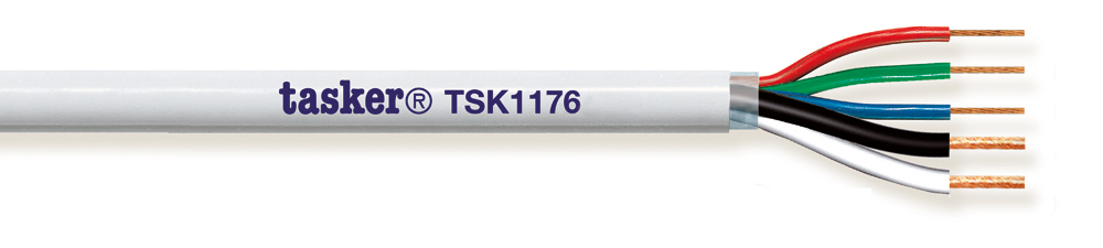 LED cable 3x0,35 + 2x0.50<br />TSK1176