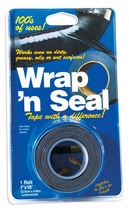 Wrap Amp Seal Tape