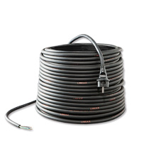Class I schuko Strip 250V connection cables    3x2,5 mm²