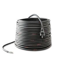 Klasse I Schuko Strip 250V aansluitkabels 3x1 mm² artikel 104717