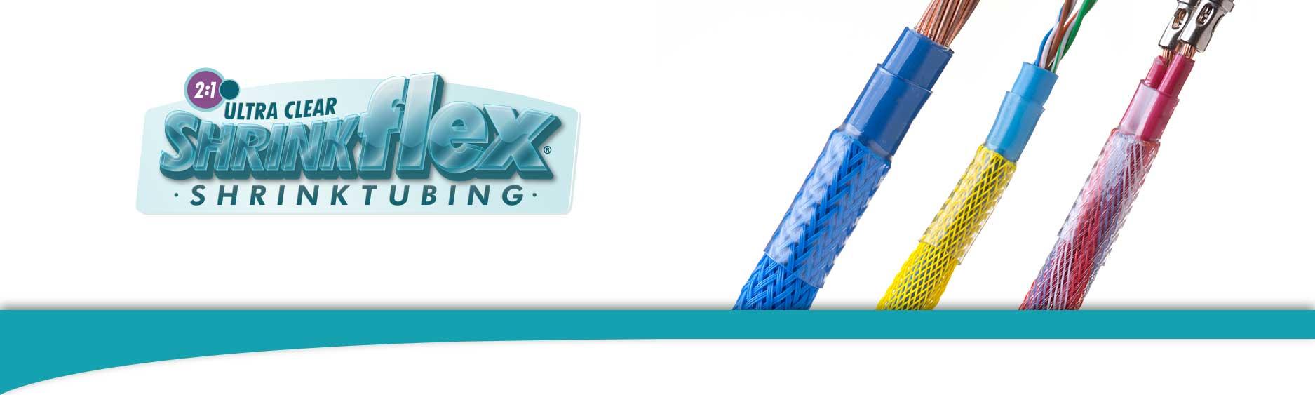 Heatshrink Tubing  2-1  PVC