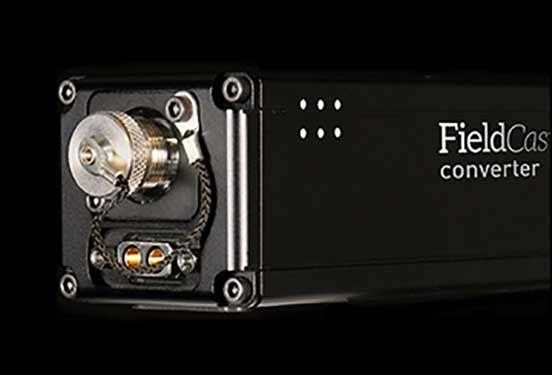 FieldCast Converter Drie 3G, bidirectionele SDI-naar-FC 2Core SM