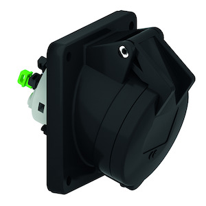 BALS-Prd.-Nr BT120438<br />EAN 4024941938822<br />product category (PG) Panel mounting socket outlet Quick-Connect, angled<br />current (A) 16A<br />number of poles (P99) 5p