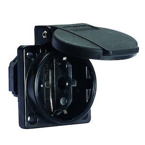 BALS-Prd.-Nr BT071097<br />EAN 4024941209465<br />product category (PG) Domestic panel mounting socket outlet, straight, System F German standard<br />current (A) 16A<br />number of poles (P99) 3p
