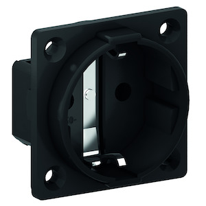 BALS-Prd.-Nr BT000714  Event Technology                                                                                         EAN 4024941007146<br />product category (PG) Domestic panel mounting socket outlet, straight, System 2p+ra
