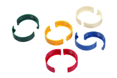 speakON Accessoires LCR.Colored coding rings