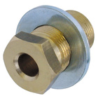 Neutrik Gooseneck Accessories MSG.Mounting bolt to mount the GN-goosennecks directly on the table,M 17x1, 30mm length
