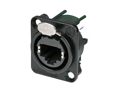 etherCon D series chassis connectors NE8FDV-B