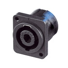 speakON Loudspeaker chassis connector  4 pole NL4MP-M3