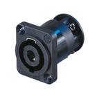 speakON Loudspeaker chassis connectors 4 pole NL4MP-ST