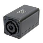 Neutrik Circular D Shape Adapter NE8MM speakON