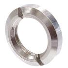 Jack Accessories  NRJ-NUT-MS . Nickel plated metal ring nut