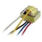 Neutrik Transformers NTE10/3 Professional audio transformers 1:3:10 with free wires..Applications:general purpose mic input step-up