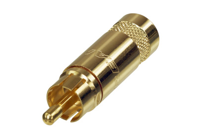 Neutrik-REAN  RCA/Cinch Plugs NYS352AG