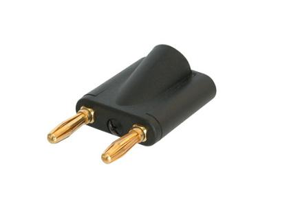 Neutrik-REAN Dual Banana plugs NYS508-B