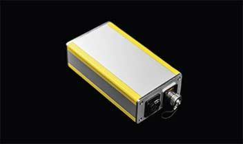 FieldCast PTZ Monk. 3G SDI / ethernet-naar-glasvezel-converter met power out over glasvezel