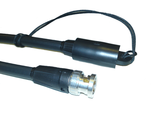 Neutrik Video  RBR-CAP-CABLE-BNC.Rubber cap for BNC cable connectors, with cable attachment loop.