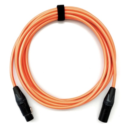 Microfoon kabel NC3MXX-NC3FXX Analoog-Balanced  T32