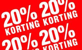 20 procent korting bij Ieds Kinderkleding