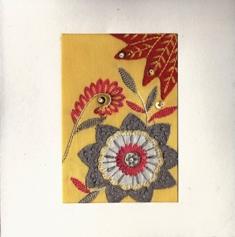 Bloemen, geel