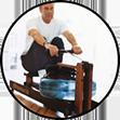 Fitnessapparatuur en bewegingsapparaten voor ouderen en dementerenden